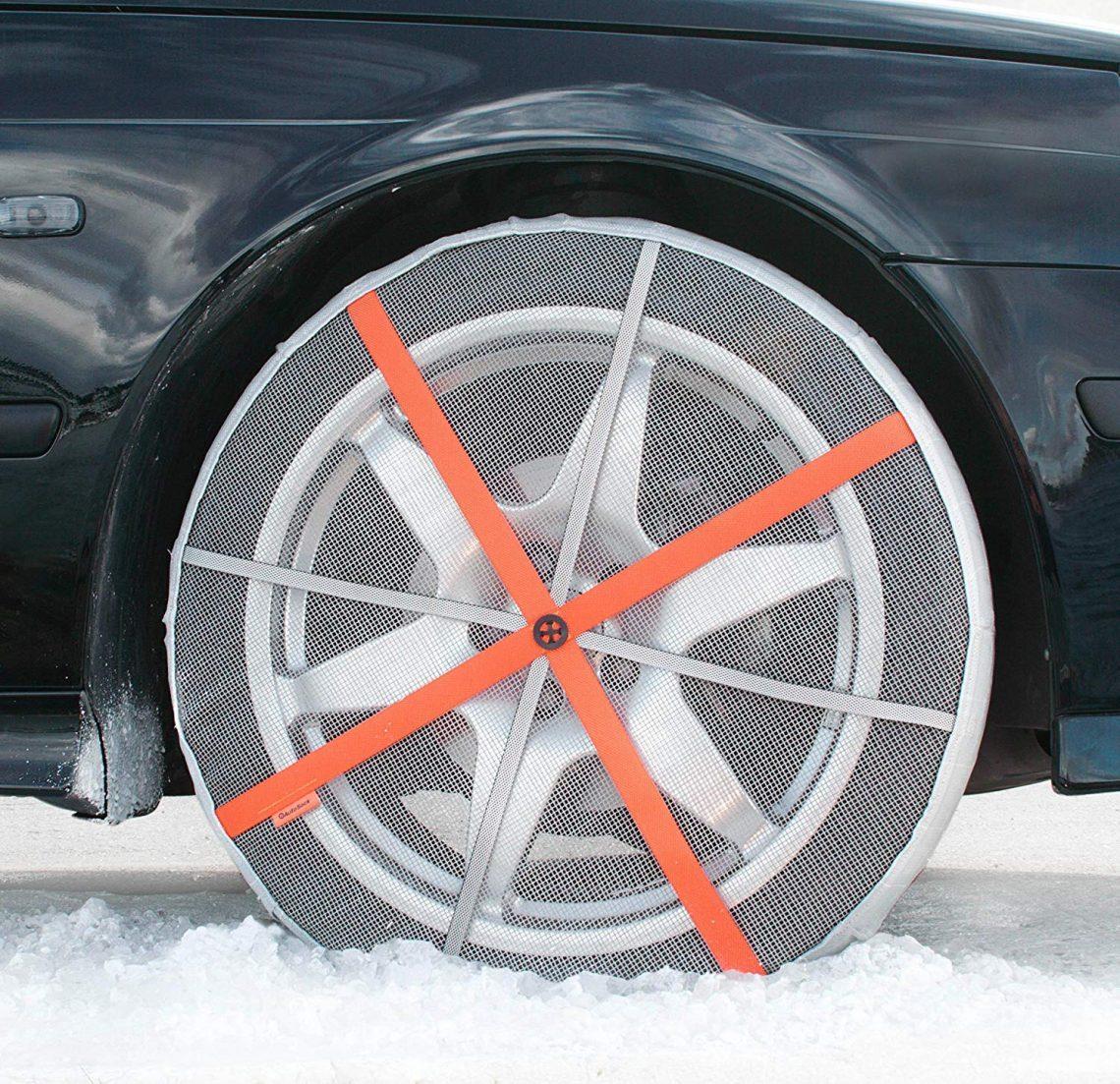 Chaussettes neige Autosock