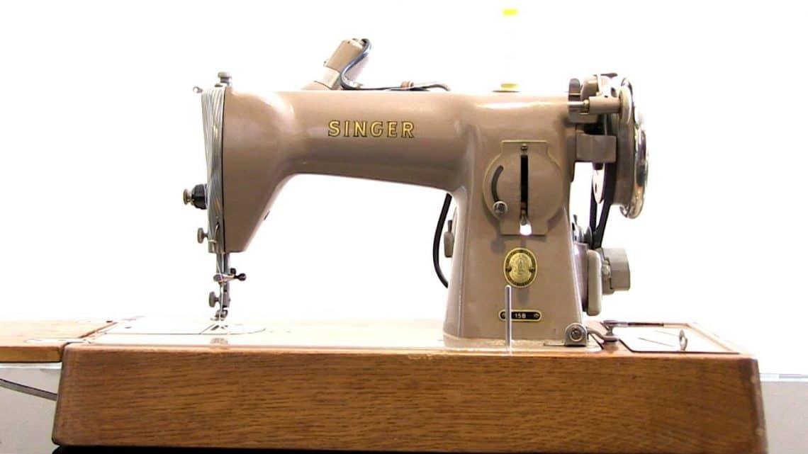 Machine à coudre Singer mode d'emploi